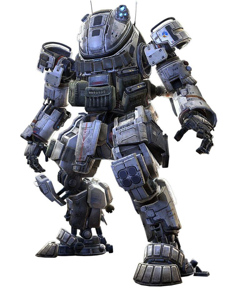 IMC Ogre from Titanfall