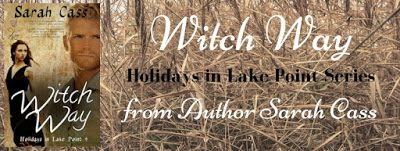Abibliophobia Anonymous                 Book Reviews: **BOOK TOUR**  Witch Way by Sarah Cass