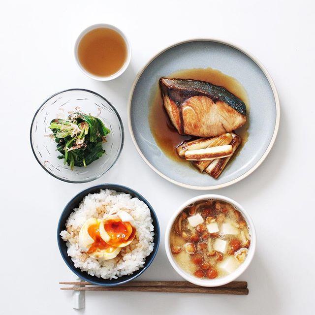 一汁三菜レシピ特集 栄養 彩りのバランスを重視した健康的なメニュー Folk レシピ 食べ物のアイデア 一汁三菜