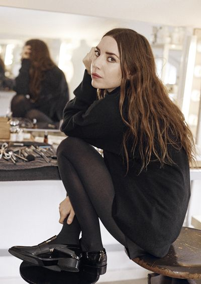 Lykke Li for & Other Stories by Carl-Axel Wahlstrom Photo by Boe & Marion