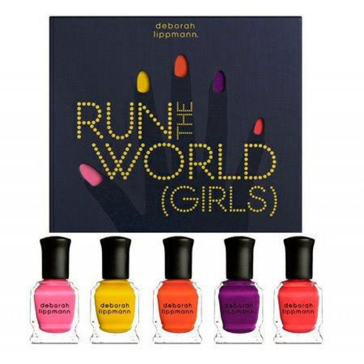 Deborah Lippmann - Run the World (Girls)