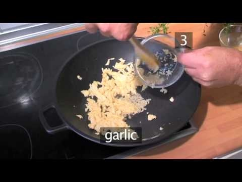 how to make egg fried rice like a chinese takeaway