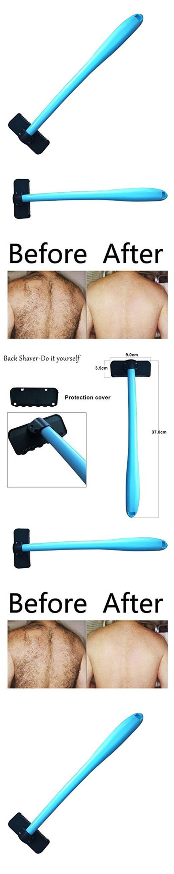 Best 25 back shaver ideas on pinterest body shaver unique do yourself manual back hair trimmer shaver long handle body shaver back shaver hair trimmer and solutioingenieria Gallery