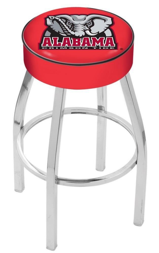 Alabama Crimson Tide Bama Barstool Seat Bar Stool