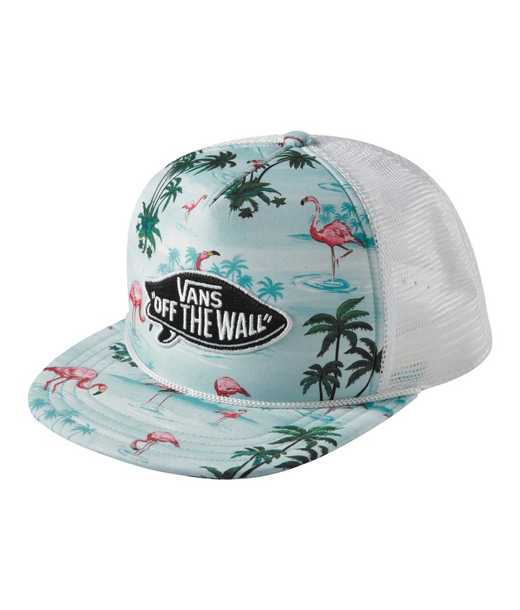 Vans Apparel - PINK FLAMINGO TRUCKER