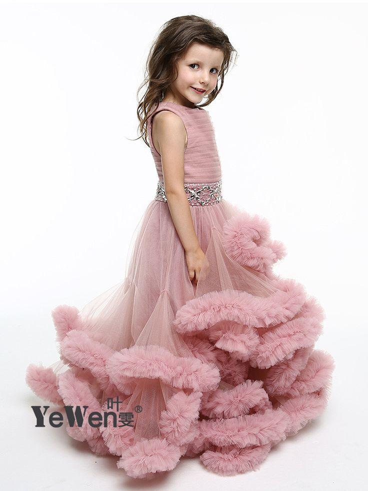 Mejores 60 imágenes de Robe Petite Fille en Pinterest | Vestido de ...