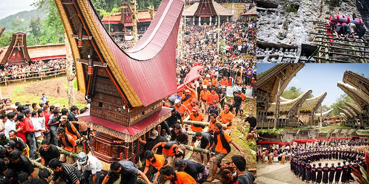 Rambu Solo, Toraja's Funeral Ceremony