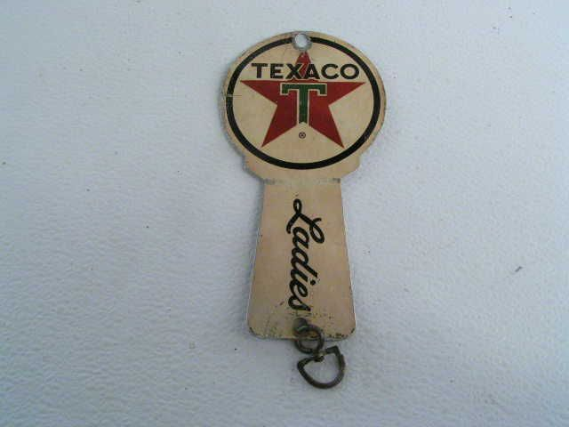 Bathroom Key vintage exxon bathroom keys   an old texaco gas station ladies