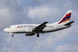 Goldair Appointed GSA Of Air Armenia, Announces Athens-Yerevan Route