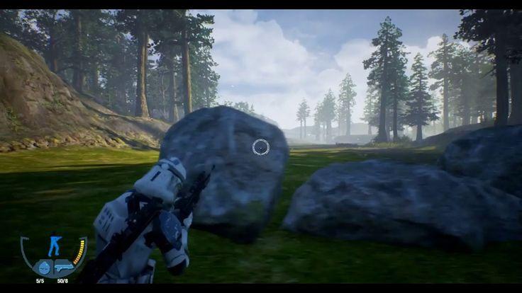 Old Star Wars Galaxy in Turmoil Alderaan AI Test
