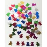 Mixed Bears Scatters.  So cute!  Brighten your Party Table with these bright  bear scatters!    cost is per 25gm bag