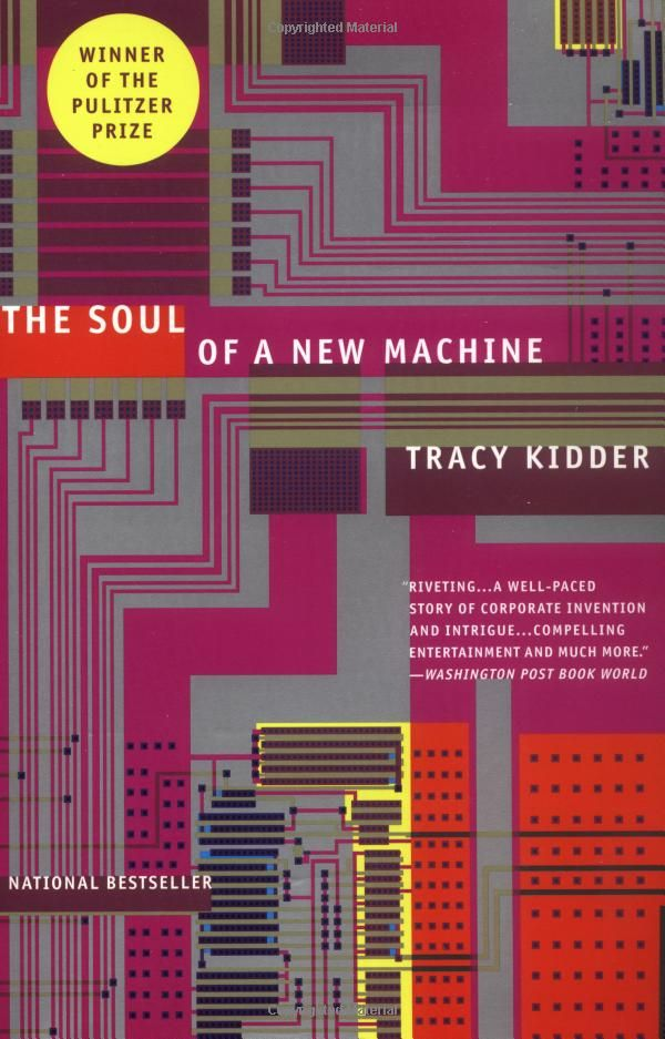 Soul of a New Machine Books for Computer Science Majors
