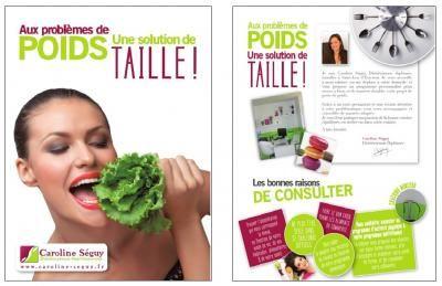 Diététicienne nutritionniste à Saint-Leu, Cabinet diététique de Caroline SEGUY