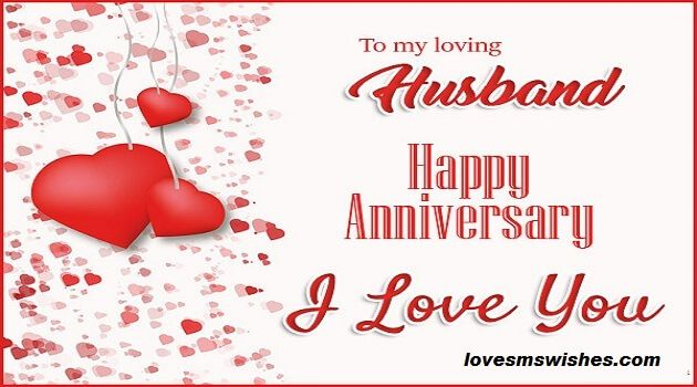 Anniversary Wishes for Husband on Facebook Anniversary
