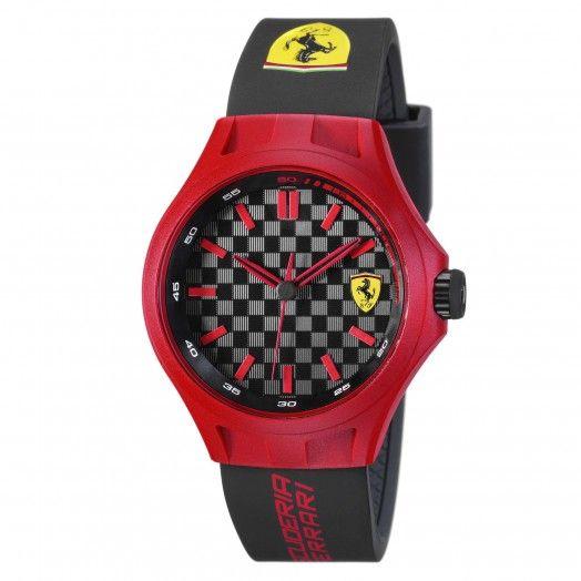 Orologio Scuderia Ferrari modello Pit crew 44 mm Ref. 0830194