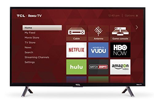 TCL 32S305 32-Inch 720p Roku Smart LED TV (2017 Model) TCL 32S305 32 Inch Smart Model ranks among the best of the top selling products in Electronics  category in USA. Click below to see its Availability and Price in YOUR country.