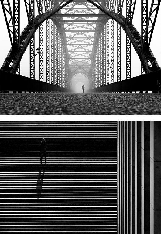 Black & White Photos by Kai Ziehl