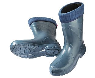 Expert Verdict Ultra-Light Wellies, Ladies, Navy, Size 6, Rubber Far lighter than standard rubber boots, these ladies' wellies are made of EVA and are some of the most comfortable we've ever worn. Their one-piece shells are completely waterproof, with thermal linin http://www.MightGet.com/march-2017-1/expert-verdict-ultra-light-wellies-ladies-navy-size-6-rubber.asp