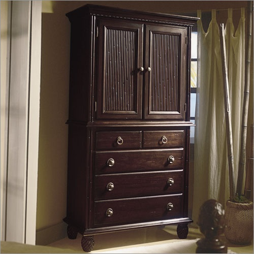 Tommy Bahama Home Bungalow Collection Four Drawer Dresser