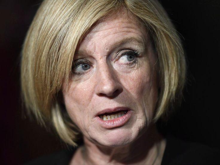 Alberta premier Rachel Notley says Catholic school sex-ed plan won't ever be taught