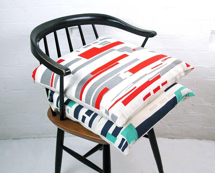 Tamasyn Gambell | Topsy Turvy Cushions | www.tamasyngambell.com