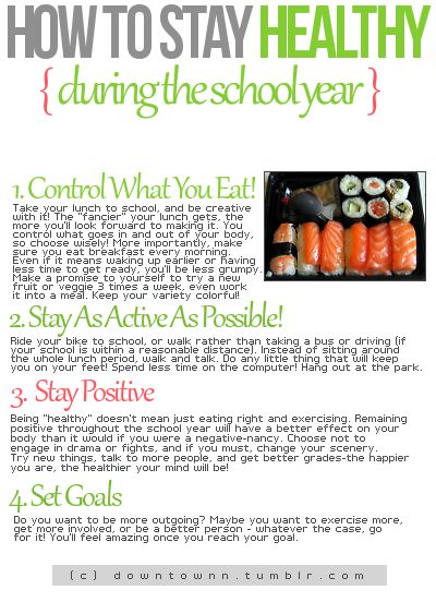 I need to post this at work. It is SO hard to eat healthy with 15 little lunch boxes in my classroom!