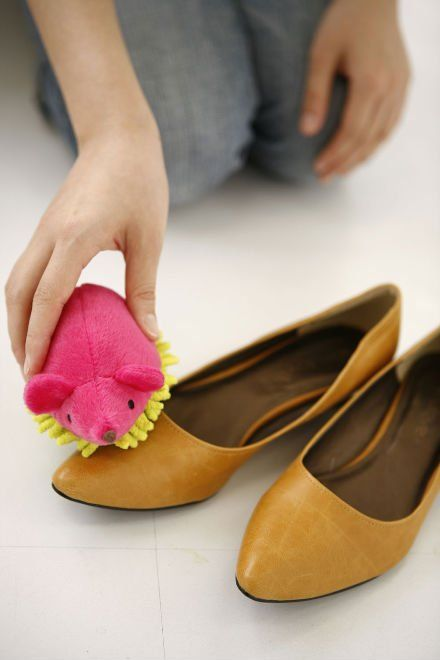 Hogyan ápoljuk a cipőket?