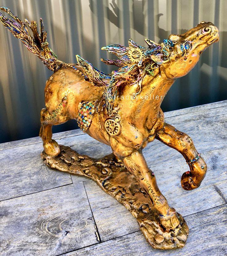 Horse Edition 11 | Tracey Keller BRONZE Horse Sculpture