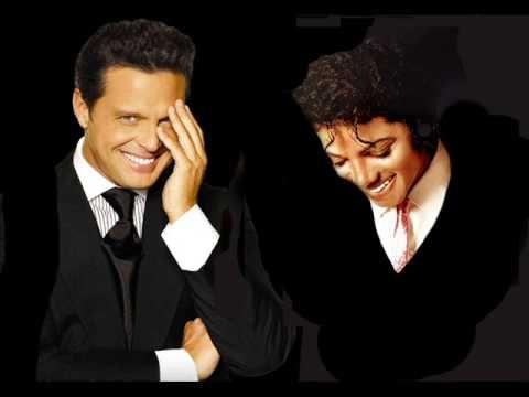 Michael Jackson y Luis Miguel - Smile (Sonrie)