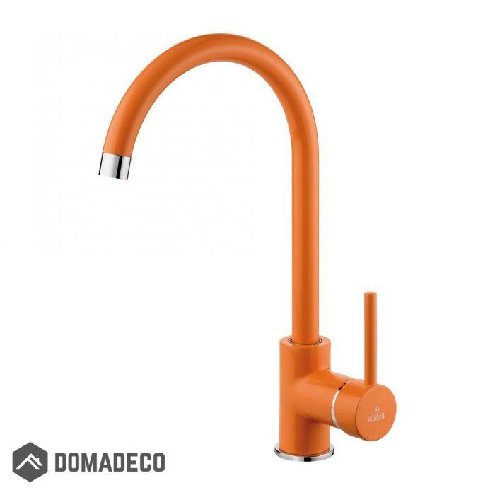 De Milin Orange Kitchen Faucets Faucet Kitchen