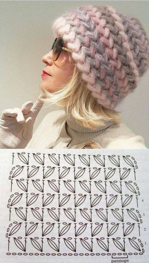 15 best шапки images on Pinterest | Knitting, Baby hats and Braided hair
