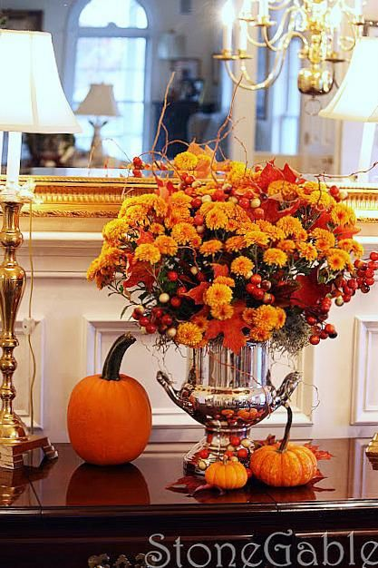 89 best images about simple decorating ideas for fall on for Indoor fall decorating ideas