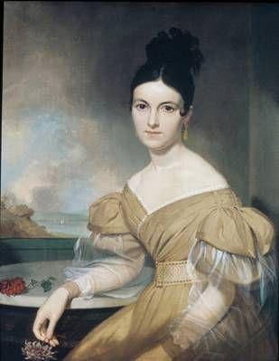 Mrs. Winfield Scott, 1831 (Asher Brown Durand) (1796-1886) The Metropolitan Museum of Art, New York, NY 65.69