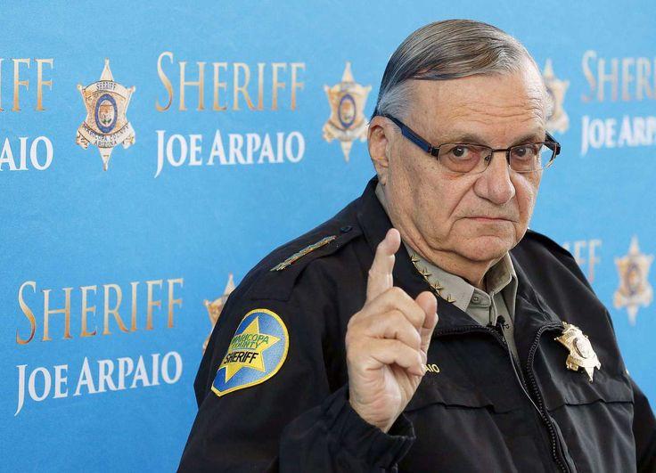 What authoritarianism experts think of Trump's decision to pardon Joe Arpaio