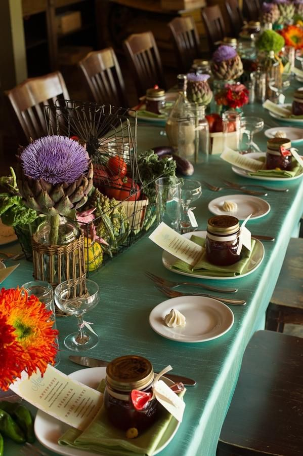 35 best farm to table images by kat devall on pinterest for Dinner party gift ideas