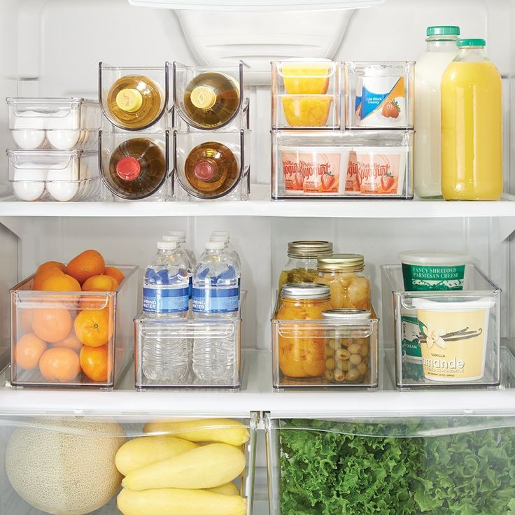 14 Genius Hacks For A Perfectly Organized Refrigerator: 15 Must-see Refrigerator Organization Pins
