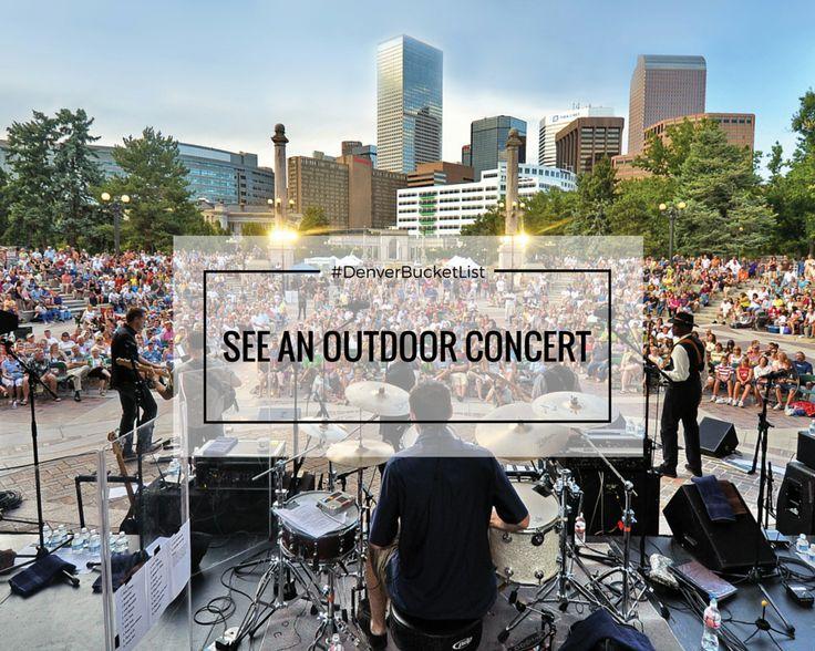 Civic Center Park Concert