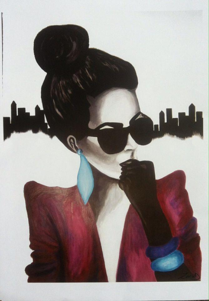 Art print - Buy here:http://zaramcdaidartshop.tictail.com/product/print-1284141