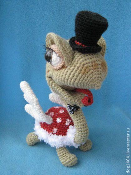Мастер-класс по вязанию игрушки Черепаха - черепаха,игрушка ручной работы