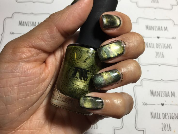 The 146 best Nail Art - Magnetic Polishes images on Pinterest ...