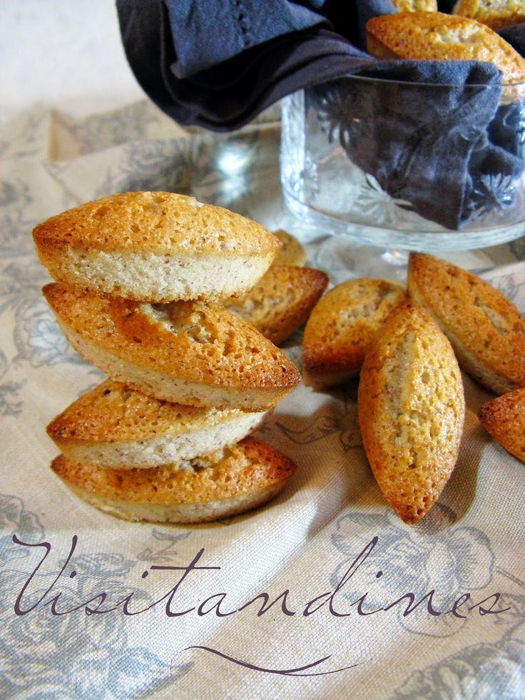 Originaires de Nancy en Lorraine, les Visitandines sont des petits gâteaux que l'on pourraient considérer comme les cousines des célèb...