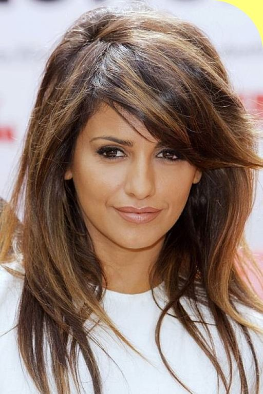 How To Style Thick Hair New 11 Best Hair Images On Pinterest  Hair Colors Medium Long Hair .
