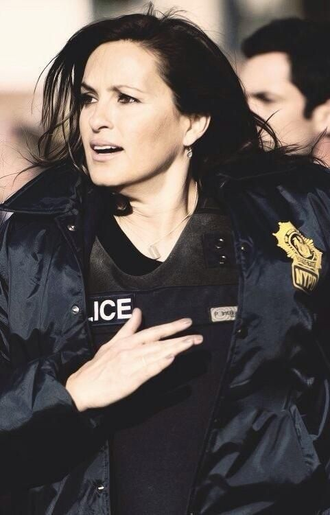 Olivia Benson - Law and Order: Special Victims Unit