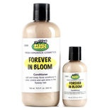 Forever in Bloom  The gentlest of our conditioners, Forever in Bloom was invented to get fine, fly-away hair under control. Each bottle is blooming with flower infusions, like chamomile, jasmine and honeysuckle to effectively smooth fine hair, give shine and balance oil production.