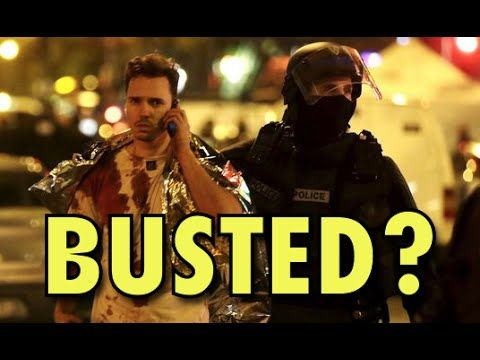 BUSTED: Paris Attack Witness Describes Gunmen As White, Muscular, Clean Cut Mercenaries! » The Event Chronicle