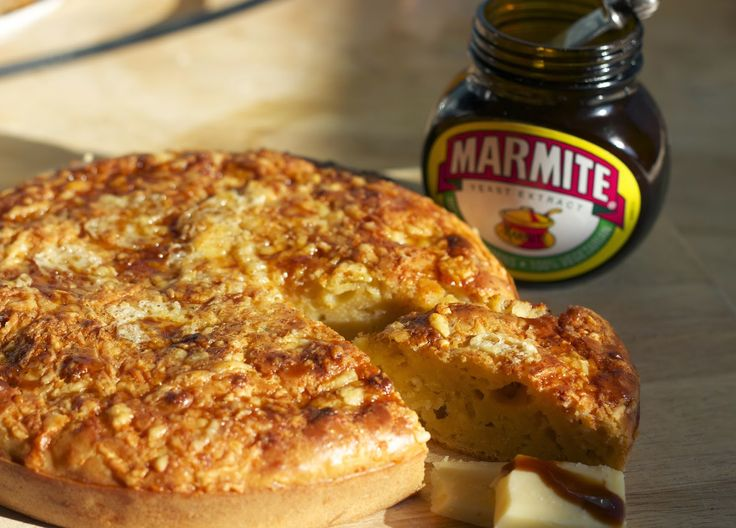 Domestic Sluttery: Love It or, err, Love It: Marmite Cake