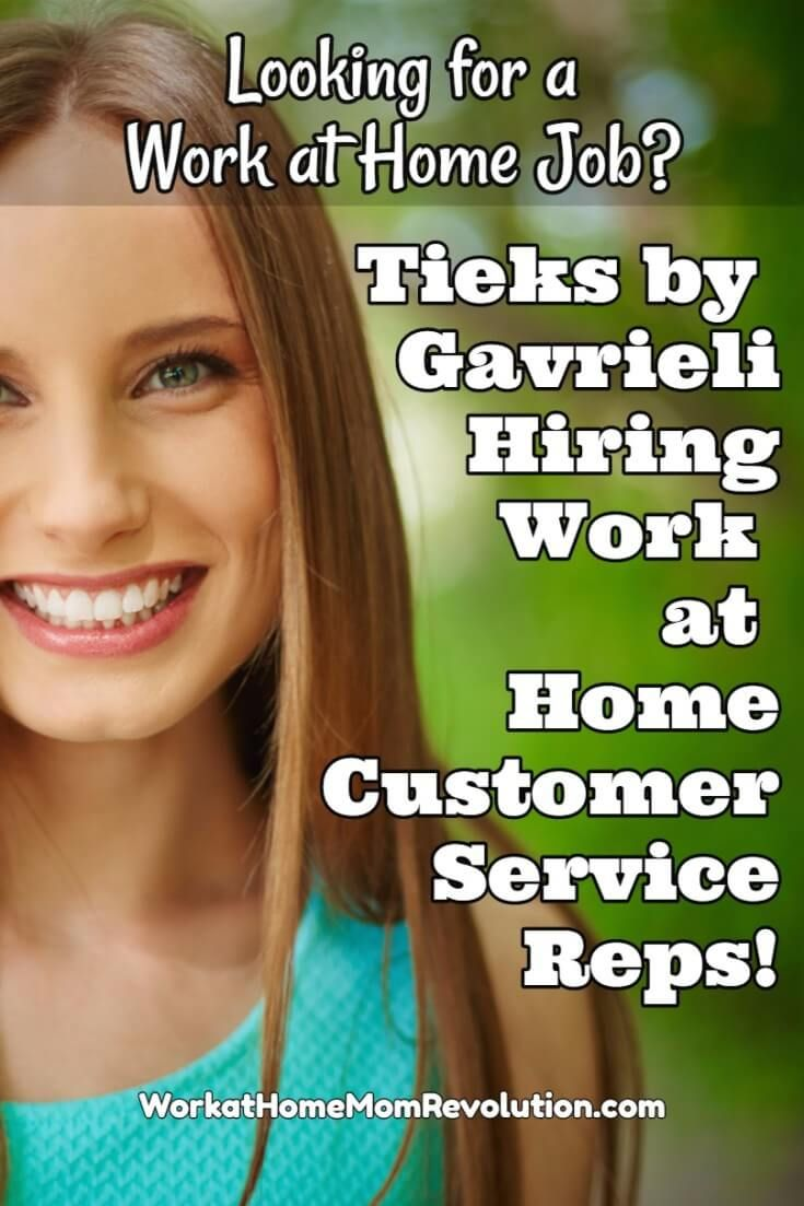 Tieks by Gavrieli is seeking work at home customer service reps in the U.S. These work from home jobs are independent contractor positions paying $16.00 per hour. If you love fashion, this is an awesome home-based job opportunity! You can make money from home! Work remotely for Tieks!