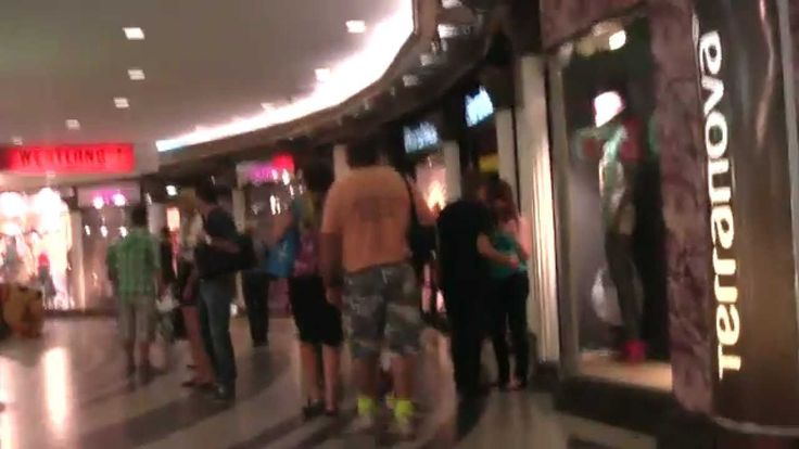 Moscow Shopping Mall - Westland Shopping Russia - Jürgen Schreiter