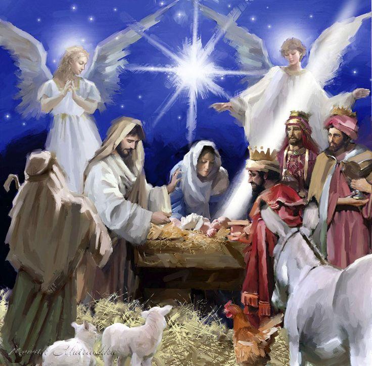 The spirit of Christmas. Artist Richard Macneil .. Discussion on LiveInternet - Russian Service Online Diaries