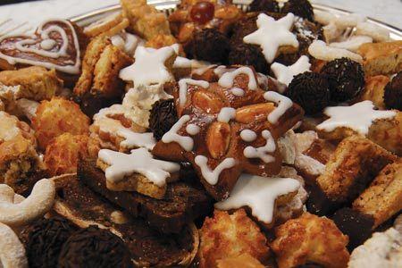 Χριστουγεννιάτικα μπισκοτάκια βανίλιας (Vanillekipferl) - Συνταγές | γλυκές ιστορίες